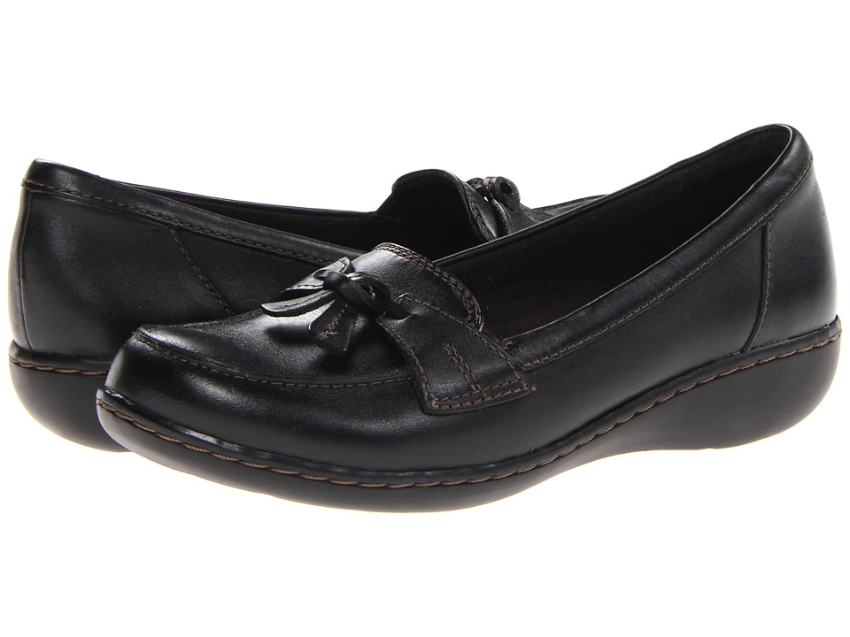 Clarks Ashland Bubble (Black) Slip-On Shoes