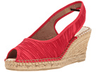 Spring Step - Jeanette (Red)