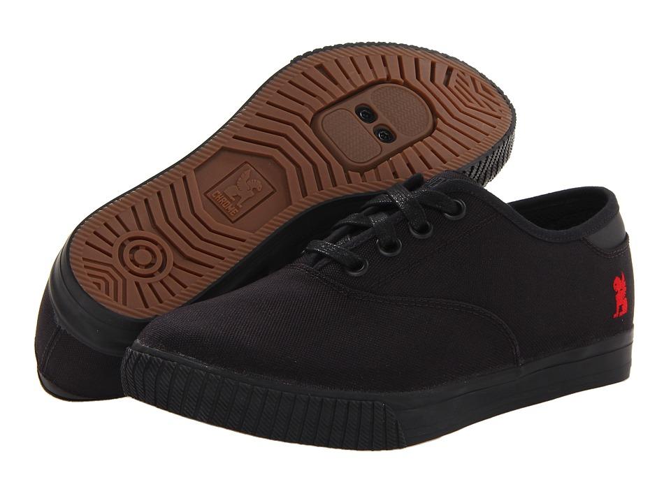 Chrome Truk Pro (Black/Black) Cycling Shoes