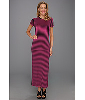 MICHAEL Michael Kors - Jardin Strape Sleeve Long Dress
