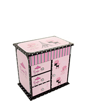 Mele - Emmaline Girls Musical Ballerina Jewelry Box