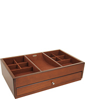 Mele - Landon Wooden Dresser Top Valet
