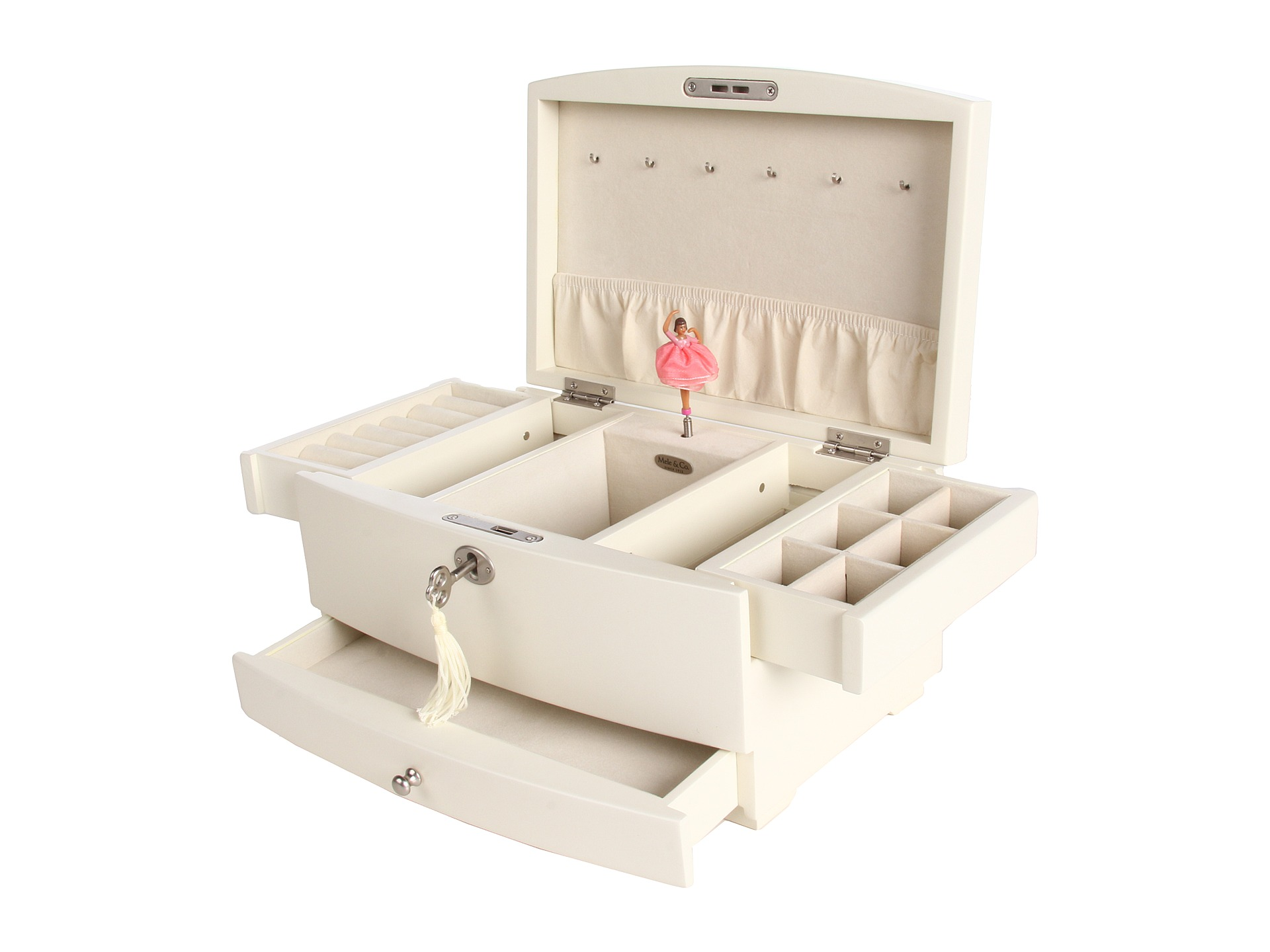 Wooden Ballerina Jewelry Box Wooden Designs