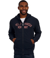 Helly Hansen - Graphic Full Zip Hoodie