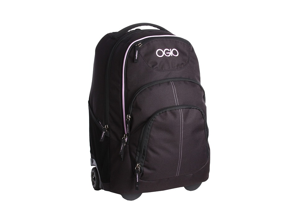 OGIO - Phantom Wheeled Pack (Black Orchid) Backpack Bags