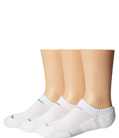 Nike Kids - Dri-Fit Cotton Cushion No Show 3-Pair Pack (Youth)