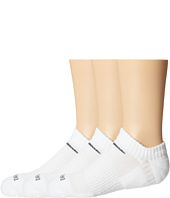 Nike Kids - Dri-Fit Cotton Cushion No Show 3-Pair Pack (Toddler/Little Kid/Big Kid)