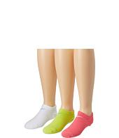 Nike Kids - Lightweight Cotton Cushion Moisture Management No Show 3-Pair Pack (Toddler/Little Kid/Big Kid)