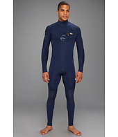 Quiksilver - Cypher Monochrome Series Chest Zip 3/2mm Wetsuit