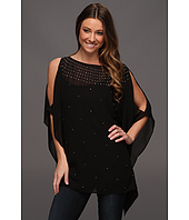 DKNYC - Sleevless Cold Shoulder Tunic