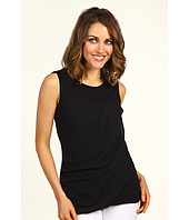 DKNYC - Sleeveless Top W. Chiffon Dr
