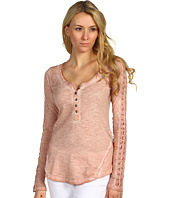 Free People - Shell Stitch Henley F508U419