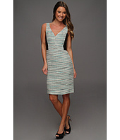 DKNYC - Sleeveless V-Neck Dress