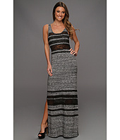 Free People - Hazy Days Lace Stripe Maxi Dress