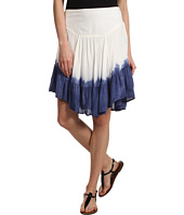 Free People - Dip Dye Asymmetrical Hem Skirt