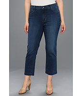 NYDJ Plus Size - Plus Size Audrey Ankle in Syracuse Wash