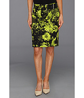 MICHAEL Michael Kors Petite - Petite English Garden Pencil Skirt