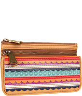 Fossil - Explorer Flap Clutch - Applique