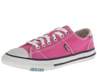 BOBS from SKECHERS - Bobs - Canvas Lace (Pink) - Footwear