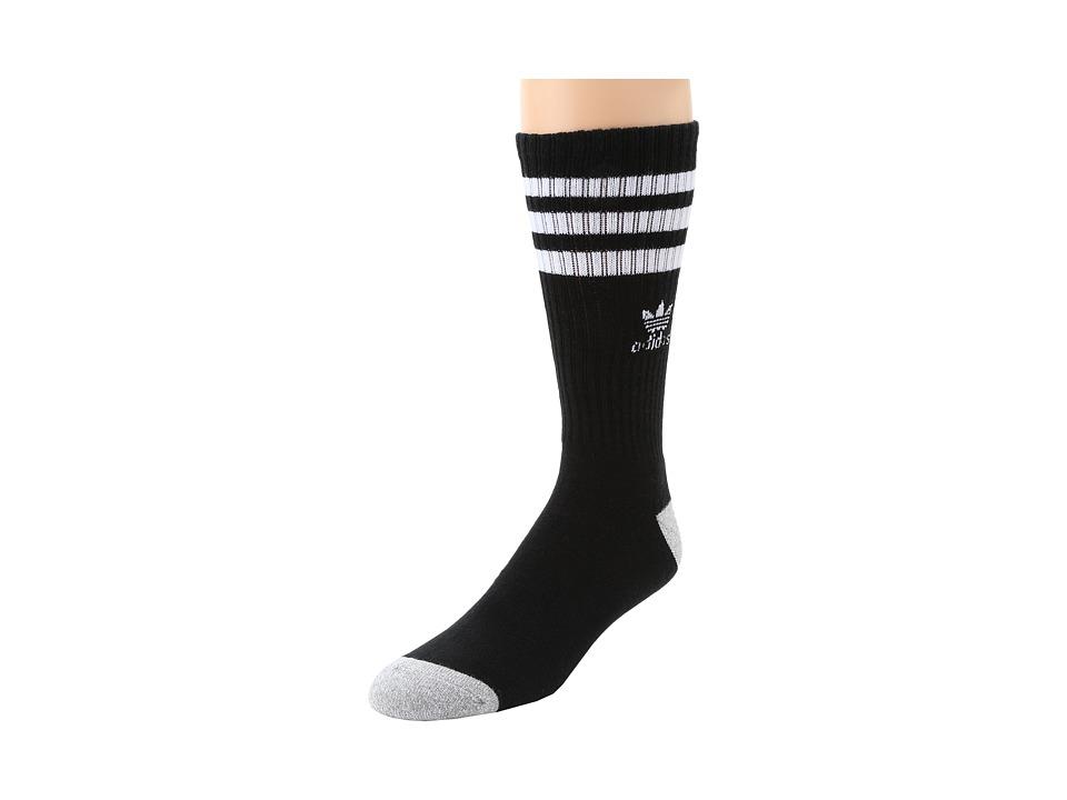 adidas - Original Roller Crew Sock 1-Pair Pack