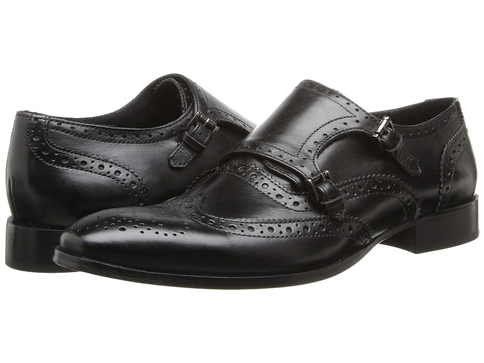 Giorgio Brutini - Vance (Black) Mens Shoes