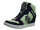 SKECHERS - Daddy's Money - Moolah - Tricksee (Navy/Green)