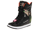 SKECHERS - Daddy's Money - Moolah - Birds Of A Feather (Black/Multi) - Footwear