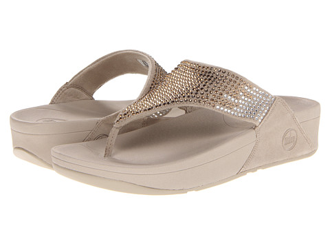 fitflop flare pebble size 4