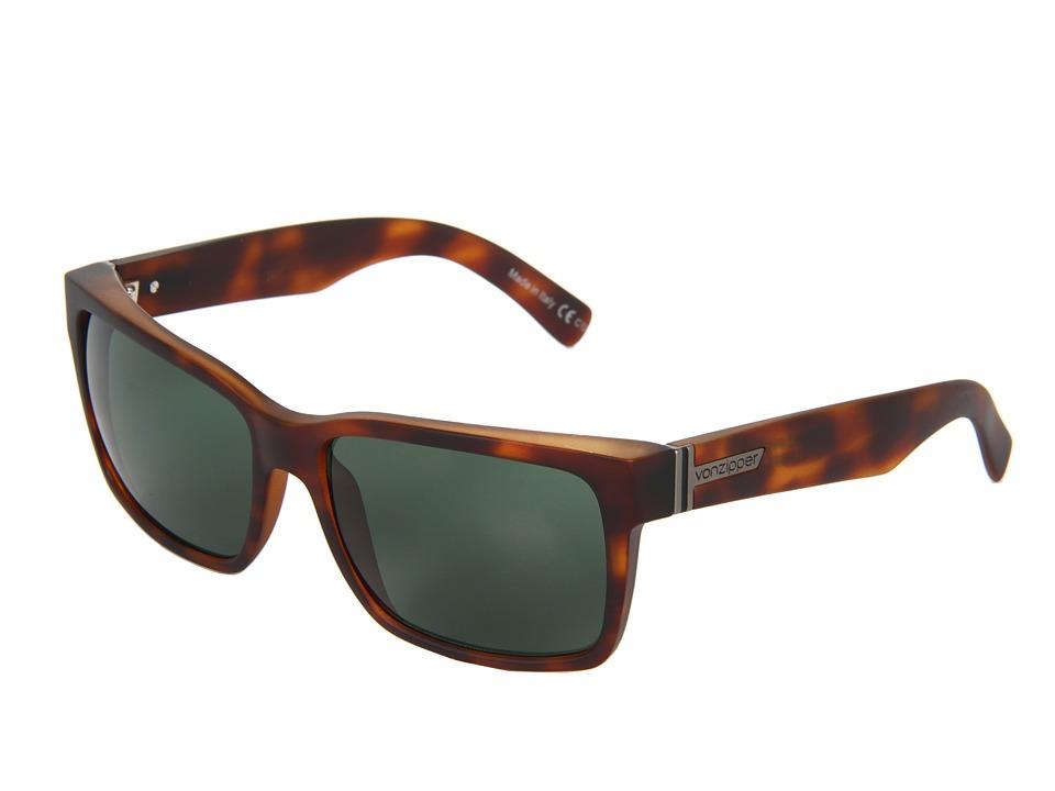 VonZipper Elmore (Tortoise) Sport Sunglasses