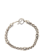LAUREN by Ralph Lauren - Braided Chain Bracelet