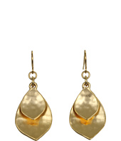 LAUREN Ralph Lauren - Hammered Double Teardrop Earrings