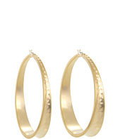 LAUREN Ralph Lauren - Enlarge Hammered Hoops