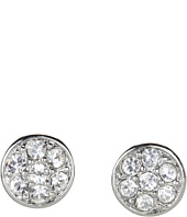 LAUREN by Ralph Lauren - Small Round Crystal Studs