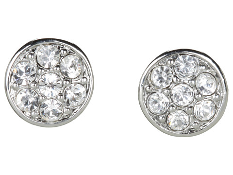 LAUREN Ralph Lauren Small Round Crystal Studs