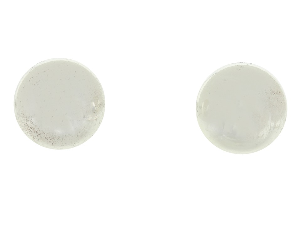 LAUREN Ralph Lauren - 10MM Silver Ball Studs