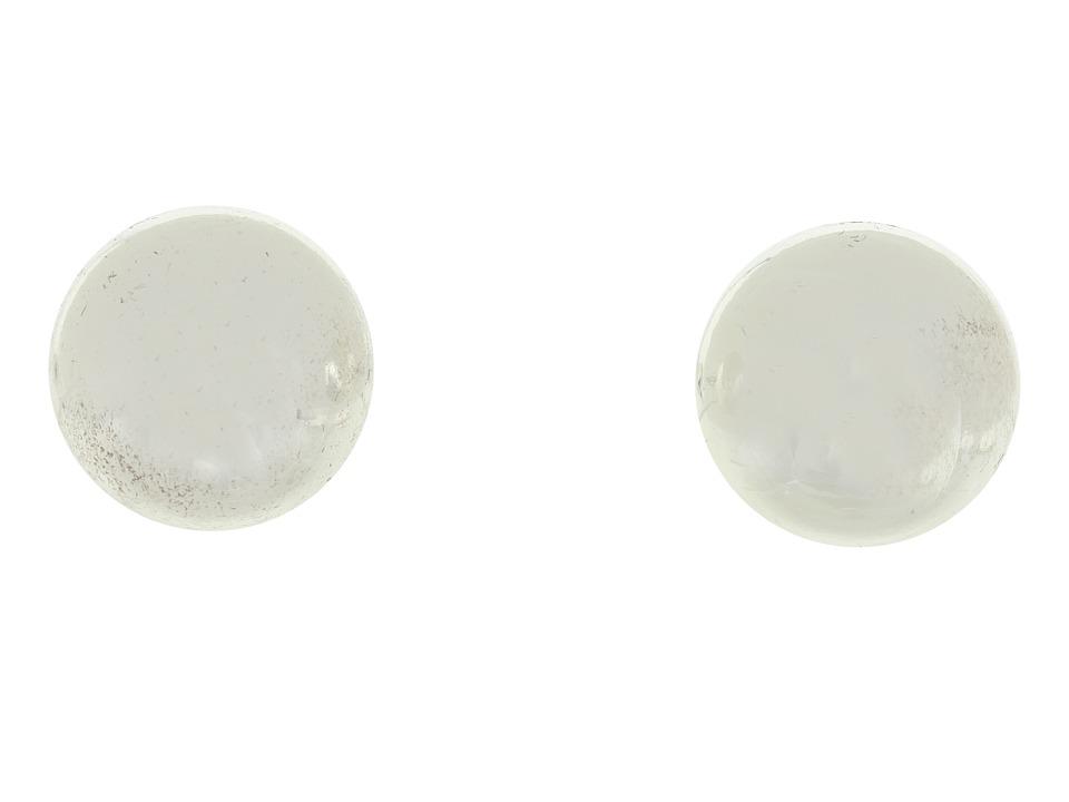 LAUREN Ralph Lauren - 10MM Silver Ball Studs (Silver) Earring