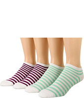 Kate Spade New York - Sweet Stripe Peds (4 Pack)