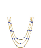 LAUREN Ralph Lauren - 3 Row Tubular Chain Necklace