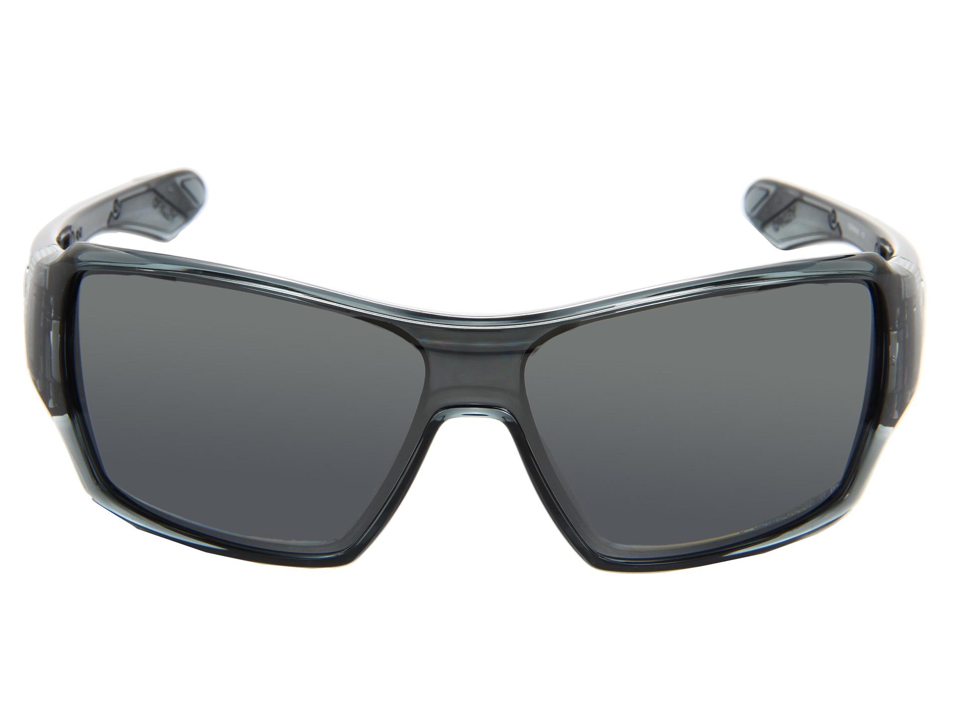 Oakley Offshoot Polarized Sunglasses  oakley offshoot crystal black black iridium polarized zappos com