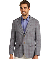 Scott James - Stanton 2 Button Plaid Blazer