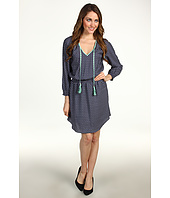 Vince Camuto - Elastic Waist Medallion Dress