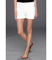 DKNY Jeans - Embroidered Cut Off Short