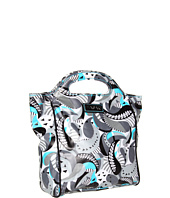 Hadaki - Mardi Gras Paisley - Insulated Coated Lunch Pod
