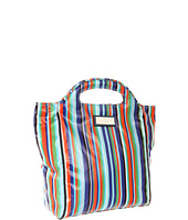 Hadaki - Mardi Gras Stripes - Insulated Coated Lunch Pod
