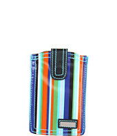 Hadaki - Mardi Gras Stripes - Coated Phone Pod