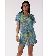 LAUREN Ralph Lauren - Seaside Paisley Poolside Tunic