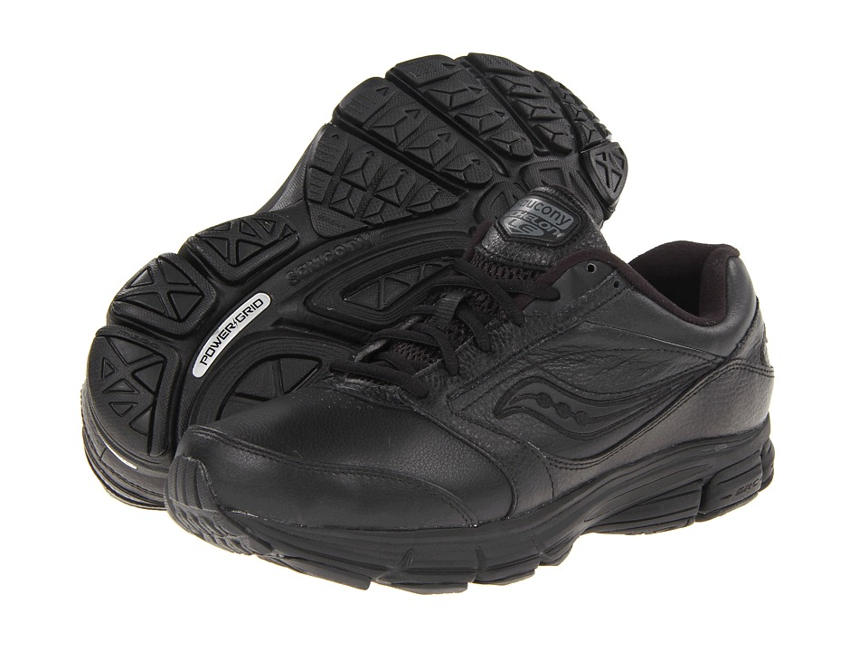Saucony - Echelon LE2 (Black) Mens Running Shoes