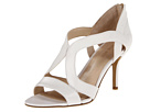 Nine West - GigglyGirl (White Leather) - Footwear
