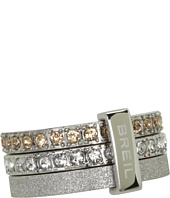 Breil Milano - Breilogy Ring With Crystals