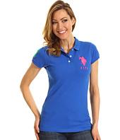 U.S. Polo Assn - Solid Polo with Tonal Big Pony